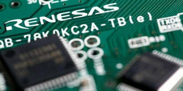 Renesas Electronics is back in production